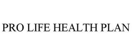 PRO LIFE HEALTH PLAN