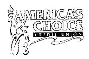 AMERICA'S CHOICE CREDIT UNION