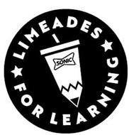 LIMEADES FOR LEARNING SONIC