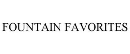 FOUNTAIN FAVORITES