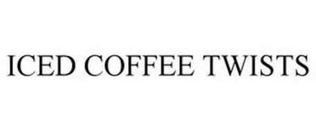 ICED COFFEE TWISTS