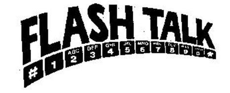 FLASH TALK