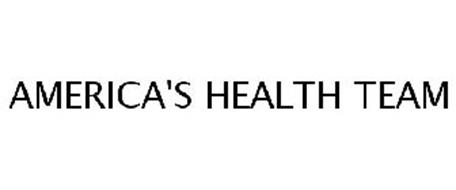 AMERICA'S HEALTH TEAM