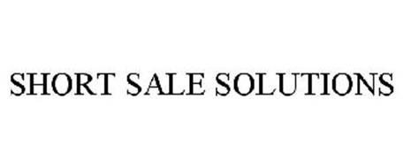 SHORT SALE SOLUTIONS
