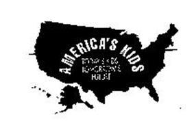 AMERICA'S KIDS TODAY'S KIDS, TOMORROW'S FUTURE