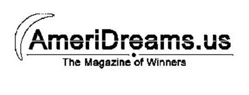 AMERIDREAMS.US THE MAGAZINE OF WINNERS