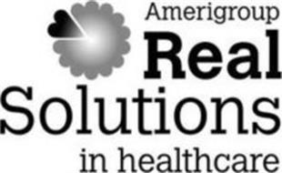 AMERIGROUP REAL SOLUTIONS IN HEALTHCARE