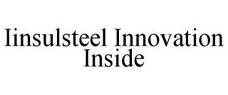 IINSULSTEEL INNOVATION INSIDE