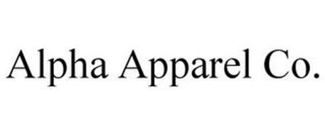 ALPHA APPAREL CO.