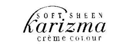 SOFT SHEEN KARIZMA CREME COLOUR