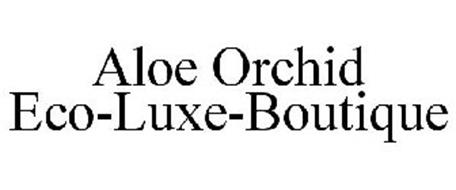 ALOE ORCHID ECO-LUXE-BOUTIQUE
