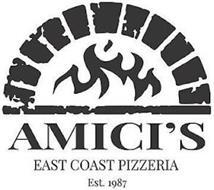 AMICI'S EAST COAST PIZZERIA EST. 1987