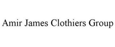 AMIR JAMES CLOTHIERS GROUP