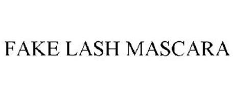 FAKE LASH MASCARA