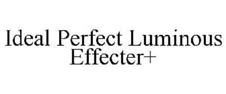 IDEAL PERFECT LUMINOUS EFFECTER+