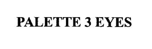 PALETTE 3 EYES