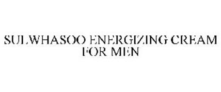 SULWHASOO ENERGIZING CREAM FOR MEN