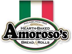 PHILADELPHIA · 1904 HEARTH-BAKED AMOROSO'S BREAD & ROLLS