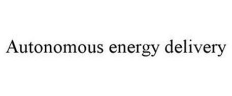 AUTONOMOUS ENERGY DELIVERY