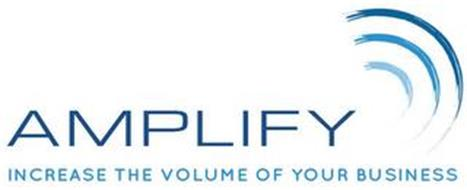 AMPLIFY INCREASE THE VOLUME OF YOUR BUSINESS