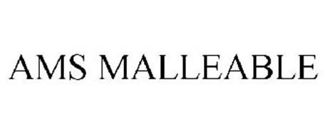 AMS MALLEABLE
