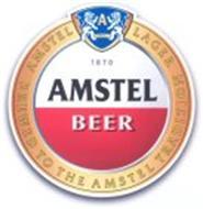 AMSTEL BEER 1870
