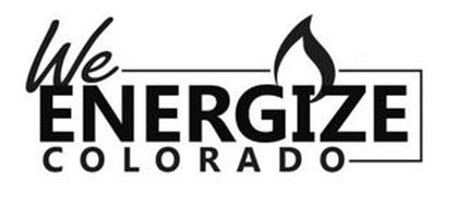 WE ENERGIZE COLORADO