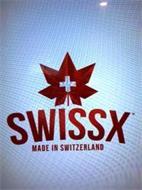 SWISSX MADE IN SWITZERLAND