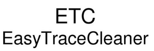 ETC EASYTRACECLEANER
