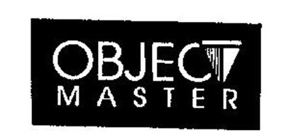 OBJECT MASTER