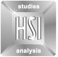 HSI STUDIES ANALYSIS