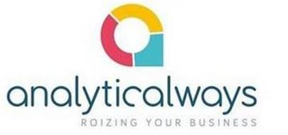 ANALYTICALWAYS ROIZING YOUR BUSINESS