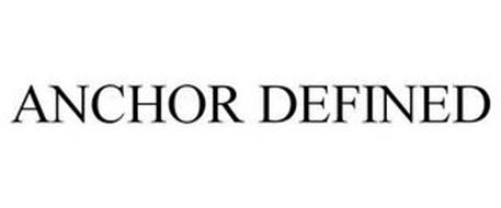 ANCHOR DEFINED