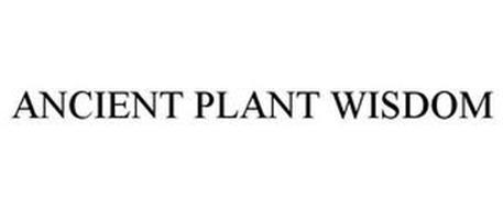 ANCIENT PLANT WISDOM