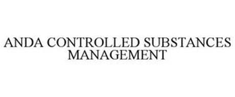 ANDA CONTROLLED SUBSTANCES MANAGEMENT
