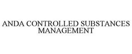 ANDA CONTROLLED SUBSTANCES MANAGEMENT