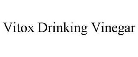 VITOX DRINKING VINEGAR