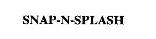 SNAP-N-SPLASH