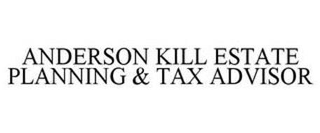 ANDERSON KILL ESTATE PLANNING & TAX ADVISOR