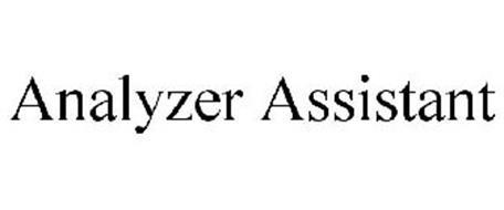 ANALYZER ASSISTANT