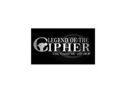 LEGEND OF THE CIPHER THE GAME OF HIP HOP