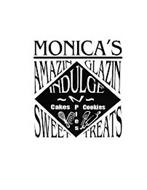 MONICA'S AMAZIN GLAZIN SWEET TREATS INDULGE ~N~ CAKES PIES COOKIES