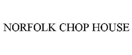 NORFOLK CHOP HOUSE