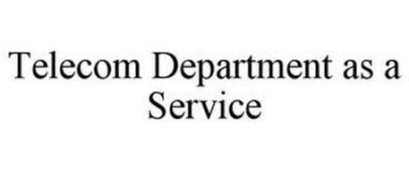 TELECOM DEPARTMENT AS A SERVICE