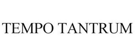 TEMPO TANTRUM
