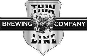 THIN LINE BREWING COMPANY EST. 2016
