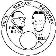 UNITY SERVICE RECOVERY DR. BOB BILL W.