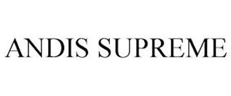 ANDIS SUPREME
