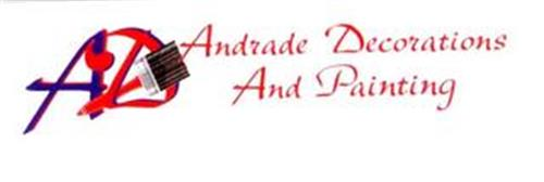 AD ANDRADE DECORATIONS AND PAINTING