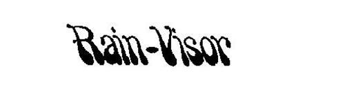 RAIN-VISOR